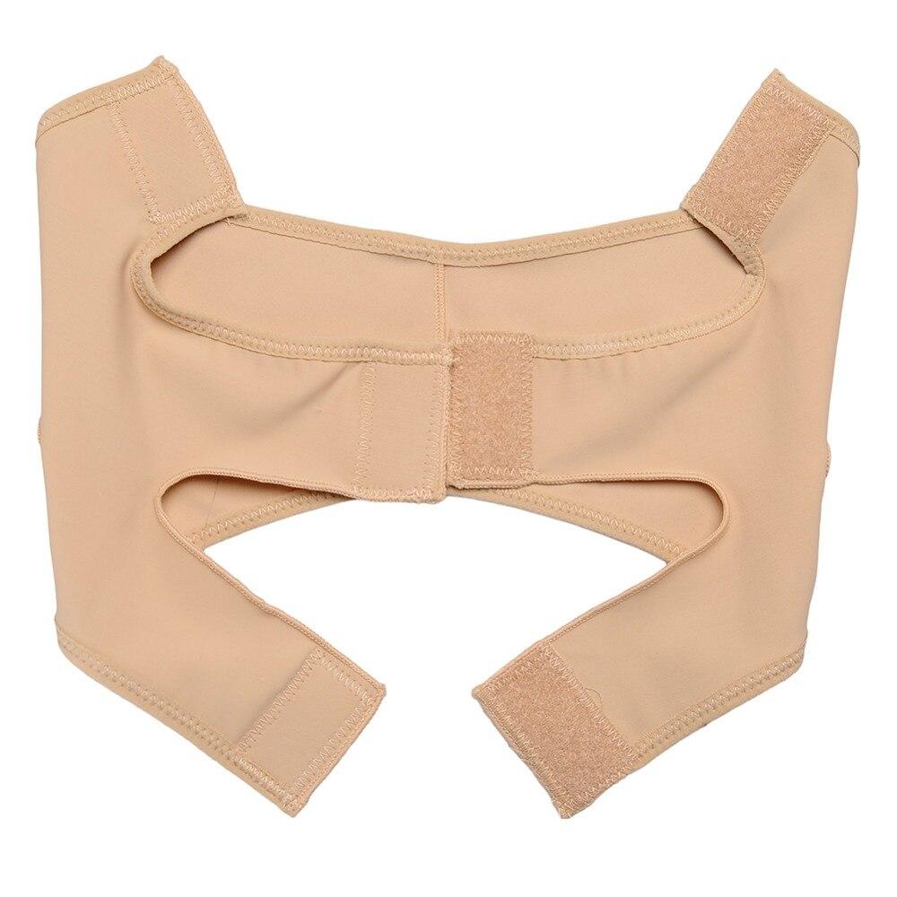 Thin face v-line lifting face lift bandage slim mask anti-sag beauty facemask 1
