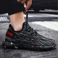 Mens shoes casual shoes for men sneakers 2019 hot sale zapatillas hombre casual summer shoes Breathable trainers men Flyknit