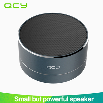 2018 QCY A10 Bluetooth 4.1 speaker mini portable loudspeaker sound MP3 music play/ TF card/FM radio/AUX with microphone calls
