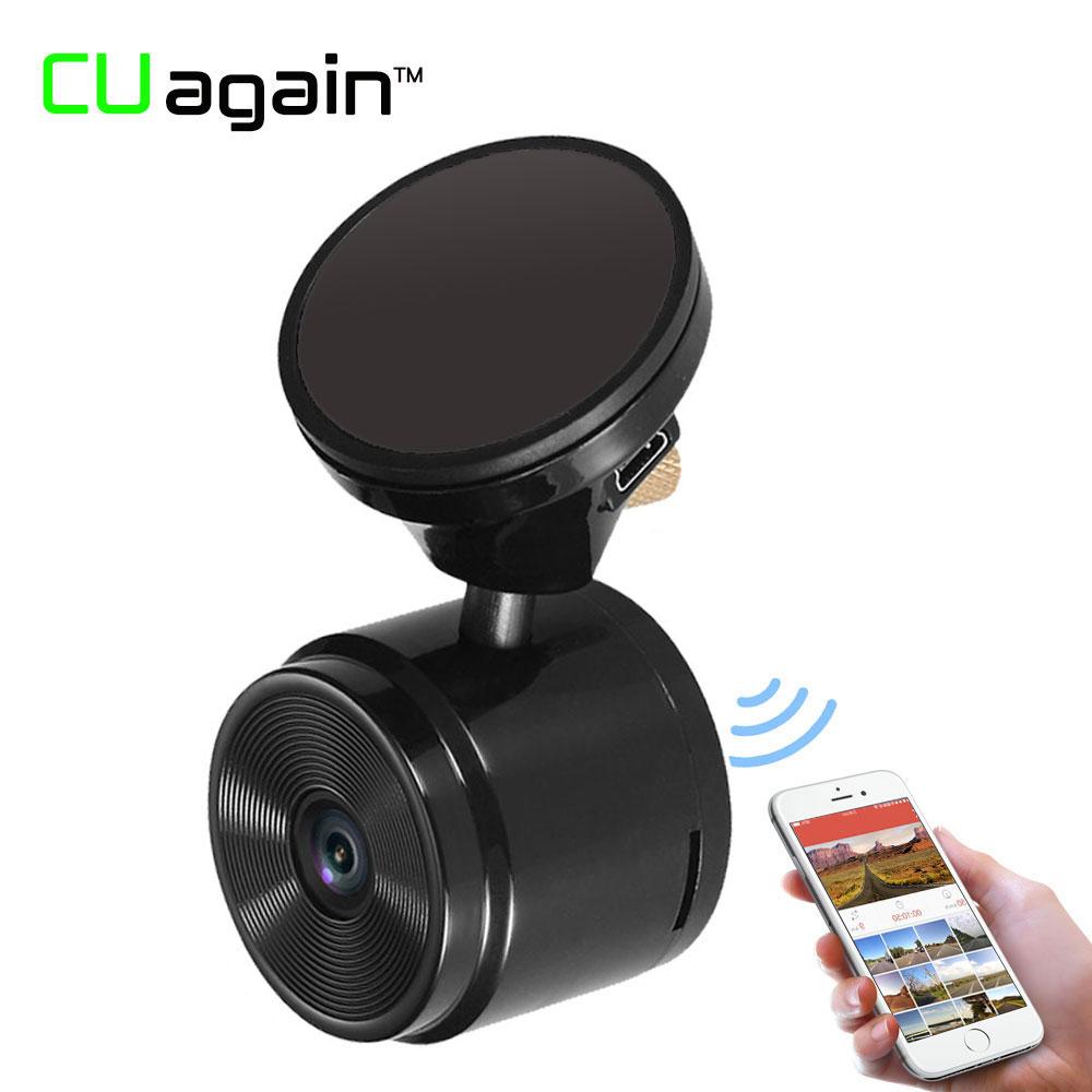 CUagain C70 Car DVR Carro 20Days Parking Monitoring Mini Camera Wif HD Hidden Night Vision 1080P Dash Camera Driving Recorder