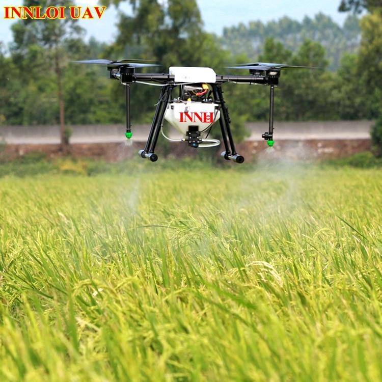 4 ローターカーボンファイバー 3k フレーム農業用 UAV ドローンと 5L 噴霧ジンバル 4 軸カーボンファイバーフレーム [INNLOI UAV]  グループ上の おもちゃ & ホビー からの パーツ & アクセサリー の中 2