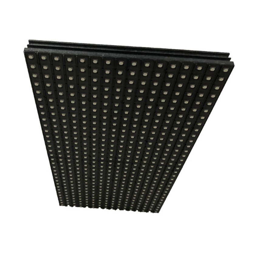 Factory High Quality 320*160mm 32*16dots RGB Outdoor Led Module P10 SMD Full Color Led Display Screen Panel For Advertising