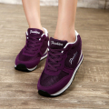 Height-Increased within the Korean version spring summer breathable mesh shoes casual shoes women ladies shoes DT505