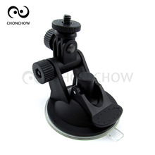 2016 New Arrive Car Holder for Sport DV Sport Camera SJ4000 Driving Recorder Suction Cup Bracket