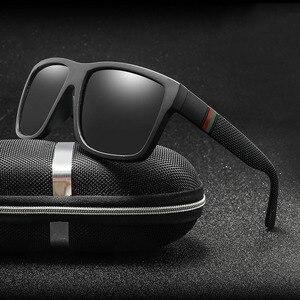 Men Polarized Sunglasses Classic Brand D