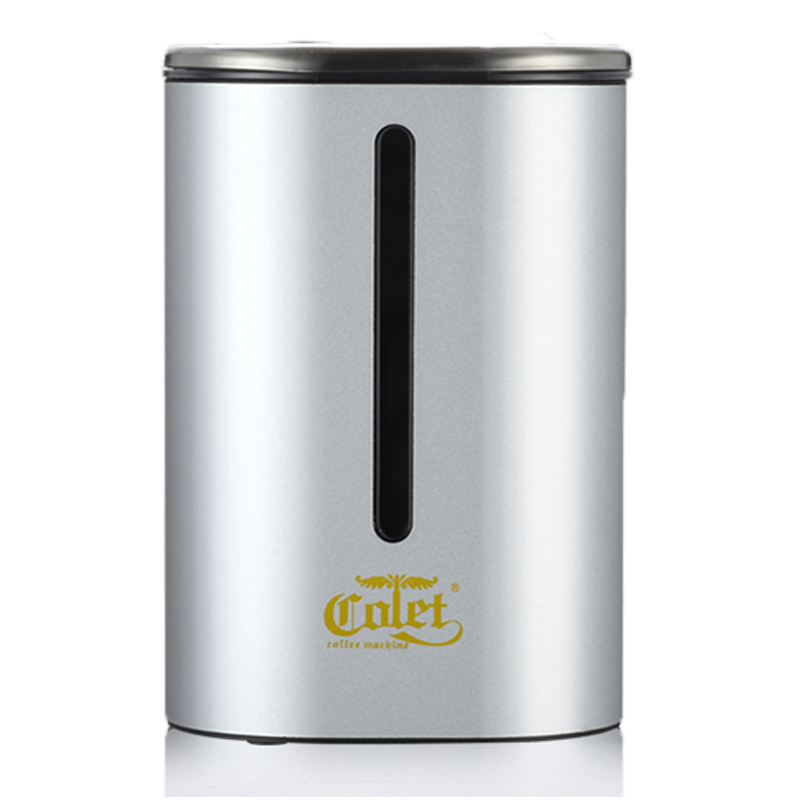Colet NG01 Automatic coffee machine, consumer and commercial accessories, stainless steel storage, milk cans, milk foam colet ng01 automatic coffee machine consumer and commercial accessories stainless steel storage milk cans milk foam