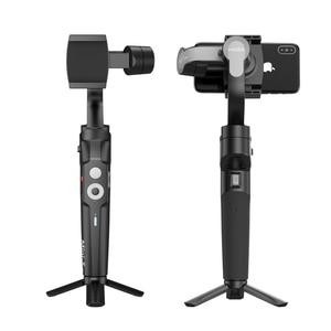 Image 3 - Original MOZA Capture 3 Axis Handheld Gimbal Stabilizer For Smartphone mobile phone iphone GoPro Sjcam EKEN Yi Action camera