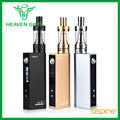 100% Genuine Aspire Odyssey Mini Kit with Triton Mini Tank  Pegasus Mini MOD W/O Battery Compact Mod with Top-filling Atomizer