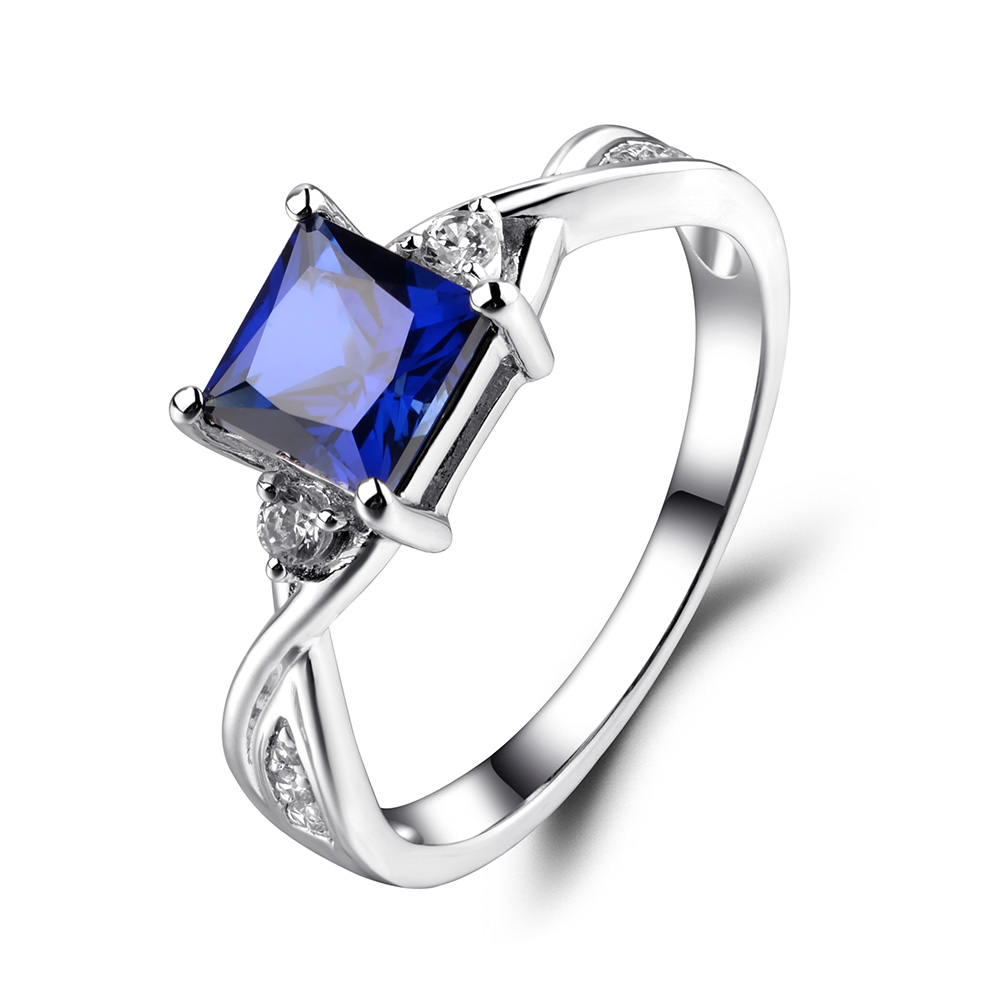 si gold product rings engagement paragon white boutique image sapphire blue gemstone jewellery diamond and h ring