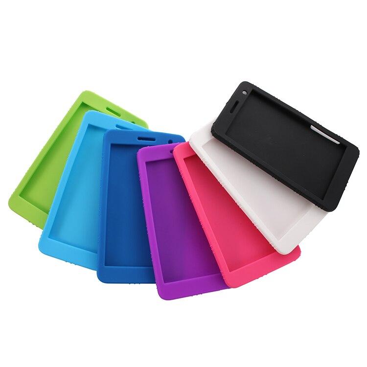 Pour Huawei MediaPad T1 7.0 T1-701 T1-701U/T2 7.0 BGO-DL09 BGO-L03 tablette étui Souple En Silicone TPU Étui de protection Arrière