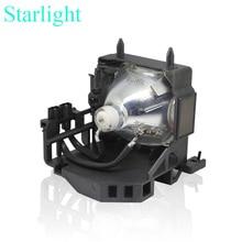 Lampe de projecteur ampoule LMP H201 LMP-H201 pour SONY VPL-GH10 VPL-HW10 VPL-HW15 VPL-VW80 VPL-VW85 avec logement