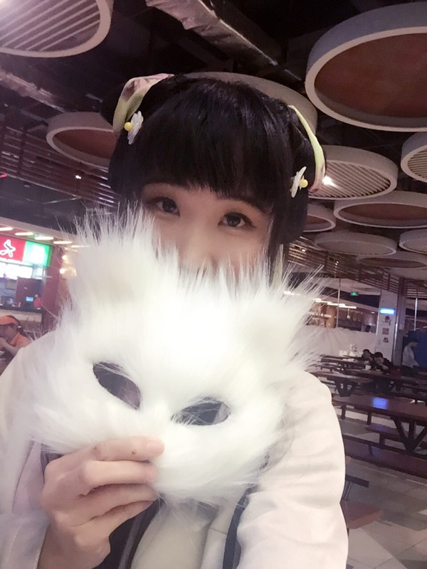 Online Buy Wholesale fur fox mask from China fur fox mask