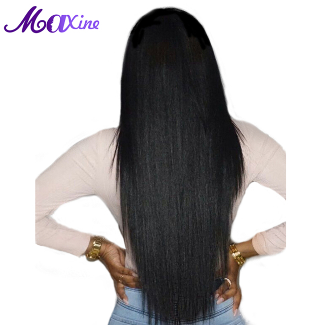 Maxine Peruvian Straight Hair  10″~28″