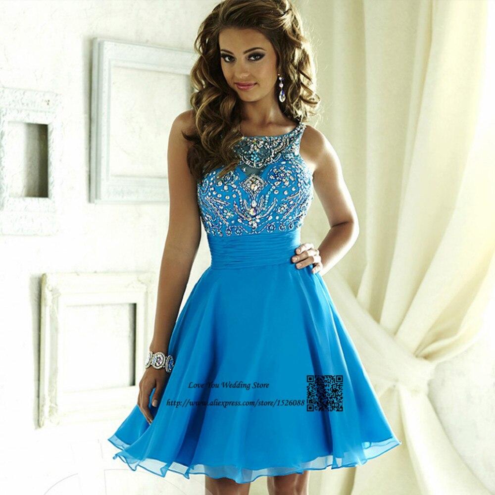 Online Get Cheap Modest Short Prom Dresses -Aliexpress.com ...