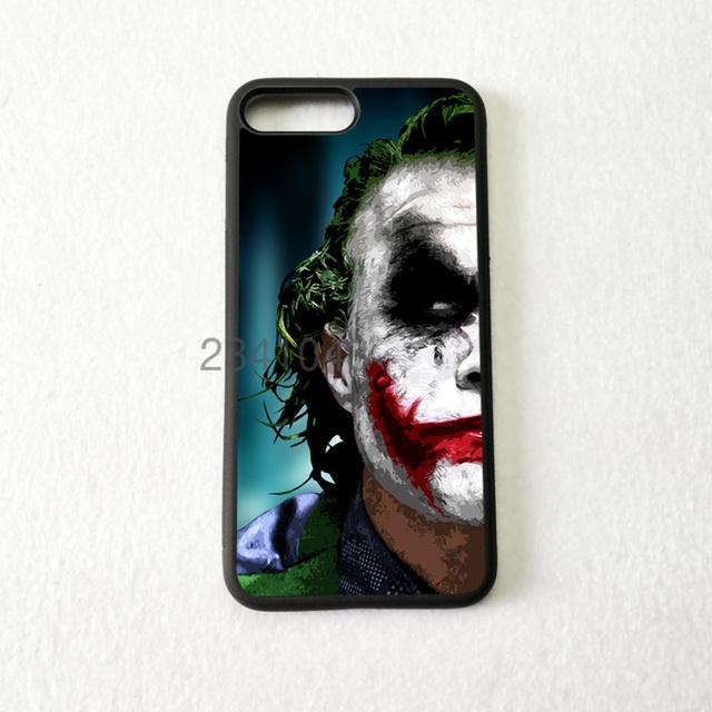 The Joker Batman Phone case for iphone 5c 5s se 6 6plus 7 7plus cover case