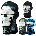 2017 New Skeleton Ghost Skull Outdoor Bone Sport Bicycle Bike Cycling Hunting Ski Hat Balaclava Snowboard Protect Full Face Mask