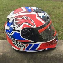 Бесплатная Доставка #27 Духан Мужская MOTO GP Racing Мотоциклетный Шлем capacete де moto шлемы дорожный мотоцикл шлем шлем moto