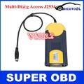 MAIS RECENTE V2013.2 VCI (veículo de comunicação Interface) de mais de 45 marcas de multi diag acesso j2534 pass-thru OBD2 dispositivo MultiDiag