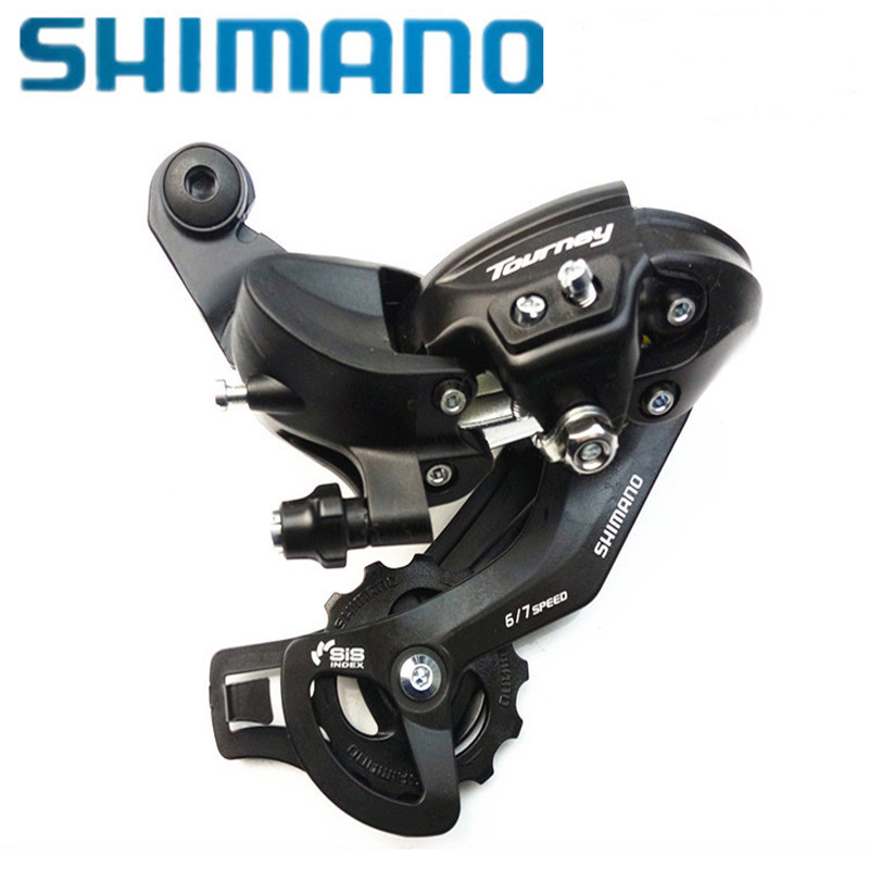 Bicycle Rear Derailleur For Shimano Tourney TX35 7s 8s Speed Replacement Part