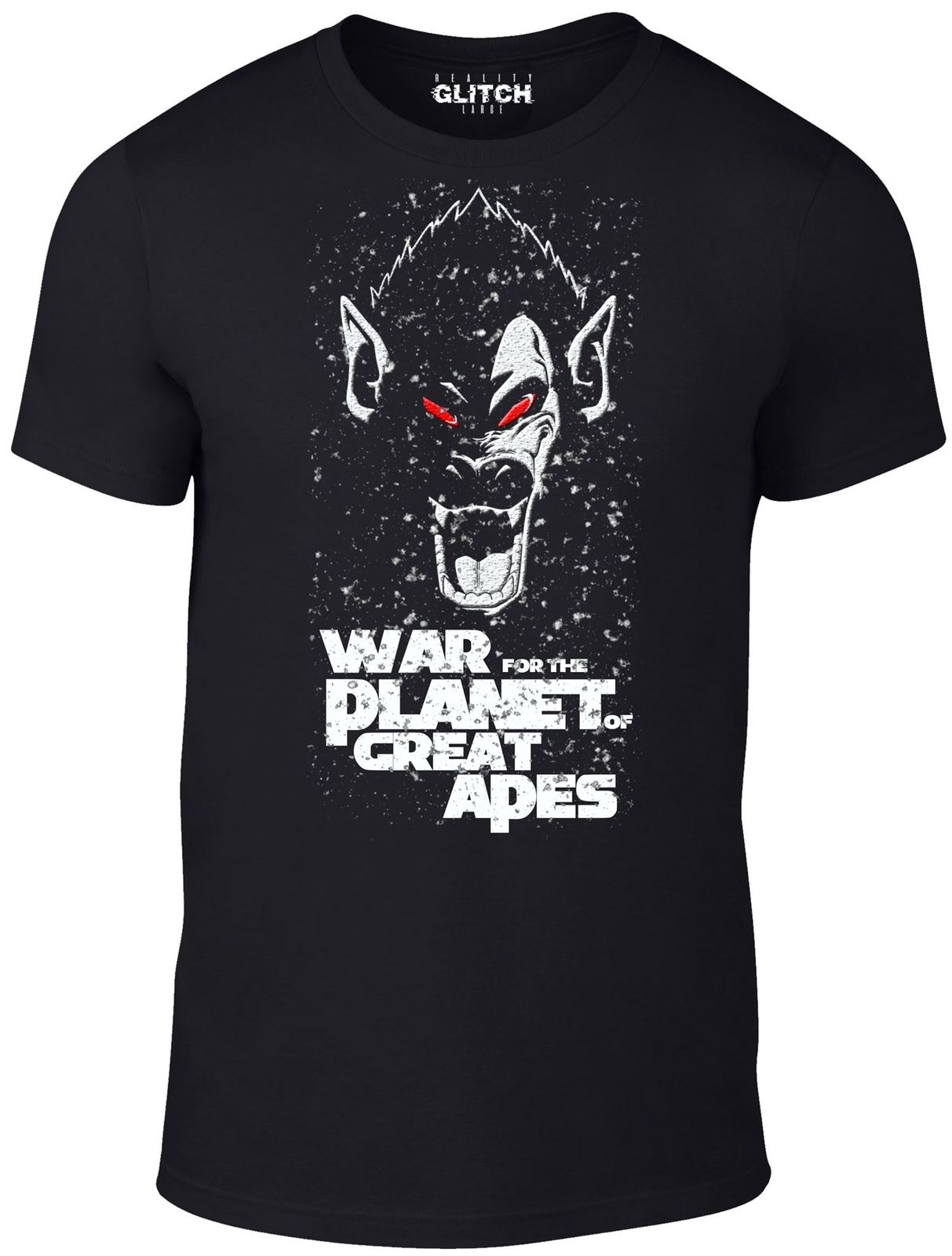 War of the planet of great apes T shirt Inspired Design 2019 fashion t shirt, 100% cotton tee shirt, tops wholesale tee