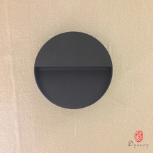 Dynasty Lighting Round LED Wall Lamp Modern Fashion Outdoor Aluminum IP65 Lights Water-Proof Porch Aisle Garden Park Yard