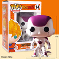 New hot sale funkopop Dragon Ball Z freeza Boxed PVC Collection 12CM gift for children free Shipping