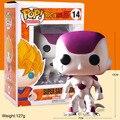 Nova venda quente funkopop Dragon Ball Z freeza em caixa de PVC 12 CM presente para crianças frete grátis