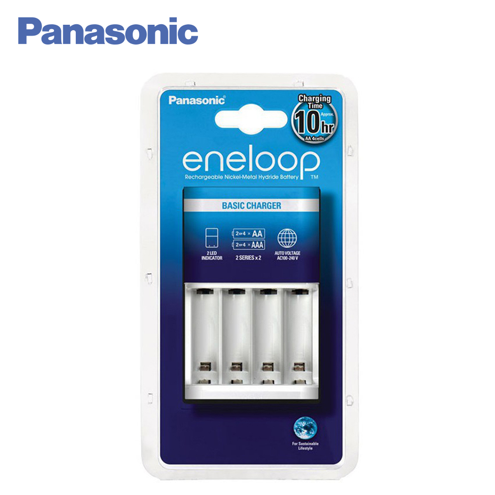 Panasonic Chargers BQ-CC51E Basic Charger BL1 charger rechargeable battery power bank usb rechargeable 4800mah battery