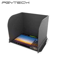 Dla Mavic powietrza sterownik monitora pokrywa osłona przeciwsłoneczna dla Inspire 1/Inspire 2/Phantom 4/Phantom 4 Pro w Zestawy akcesoriów do dronów od Elektronika użytkowa na