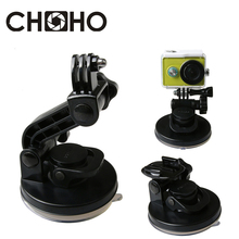 Removable Car Suction Cup 9CM Mount Holder Strong for Gopro Hero 8 7 6 5 4 3+ 3 SJCAM SJ4000 XiaYi Xiaomi Yi 4K Accessories