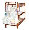 Cama de Cabeça Do Bebê conveniente Saco de Fraldas Do Bebê Grande Saco De Armazenamento Miscellaneously Cama Oragenizer TRQ0010