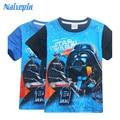 Niños Roblox Stardust Ética camiseta de algodón niño niños ropa niñas traje de Star wars Rogue Uno camiseta roupas infantis menino