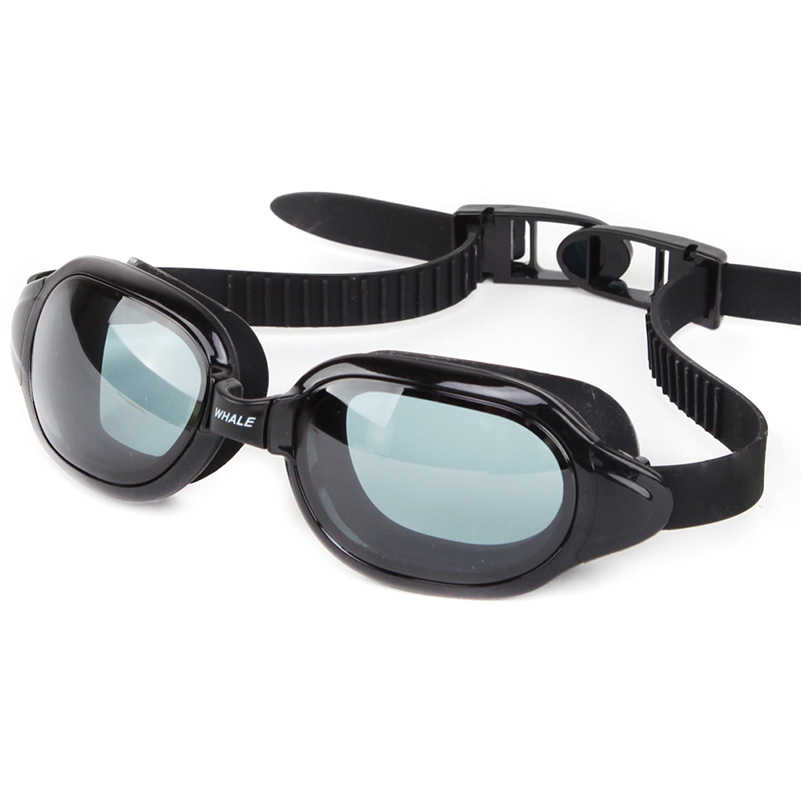 Whale 2019 Nieuwkomers Water Bril Professionele Zwembril Volwassenen Waterdichte Zwemmen Uv Anti Fog Verstelbare Zwembad Bril