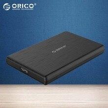 Orico super speed 2.5 дюймов hdd case sata3.0 к usb3.0 micro B Внешний Жесткий Диск Корпус для SATA SSD Поддержка UASP 3.0