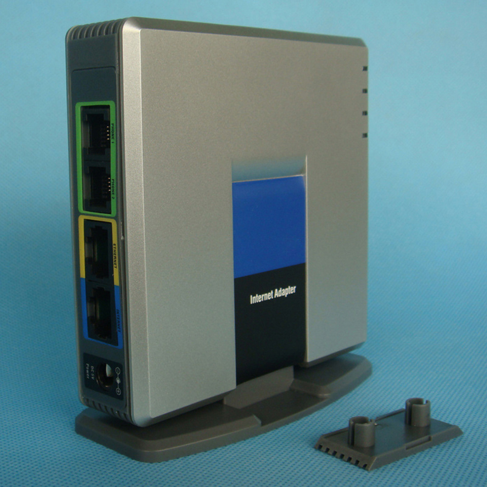 Cisco linksys SPA2102 SPA2102-NA телефонный адаптер с маршрутизатором разблокирована T0.41