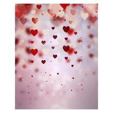 Coração Do amor Do Casamento Do Tema Retrato Do Bebê Recém-nascido Fotografia Digital Fundos Fotografia Personalizado Backdrops para Estúdio de Fotografia