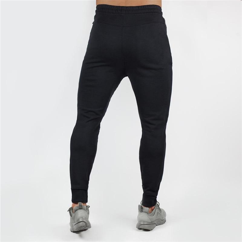 Gyms clothing men fashion Jogger Pants (12)