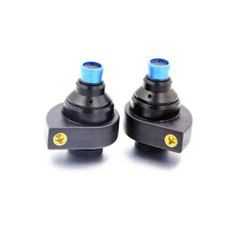 Más Nuevos LZ A4 Auriculares Intrauditivos 2BA + 1DD Controlador Híbrido de 3 U