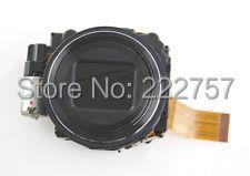 Nowy aparat cyfrowy naprawa część dla CASIO Exilim EX ZR700 EX ZR800 ZR700 ZR800 obiektyw Zoom jednostka czarny w Części obiektywu od Elektronika użytkowa na