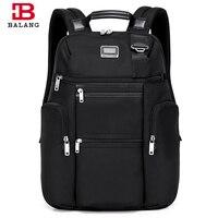 2018 BALANG Brand Designer Fashion Men 14 Laptop Backpacks For Travel Women Business Backpack Luggage Bag