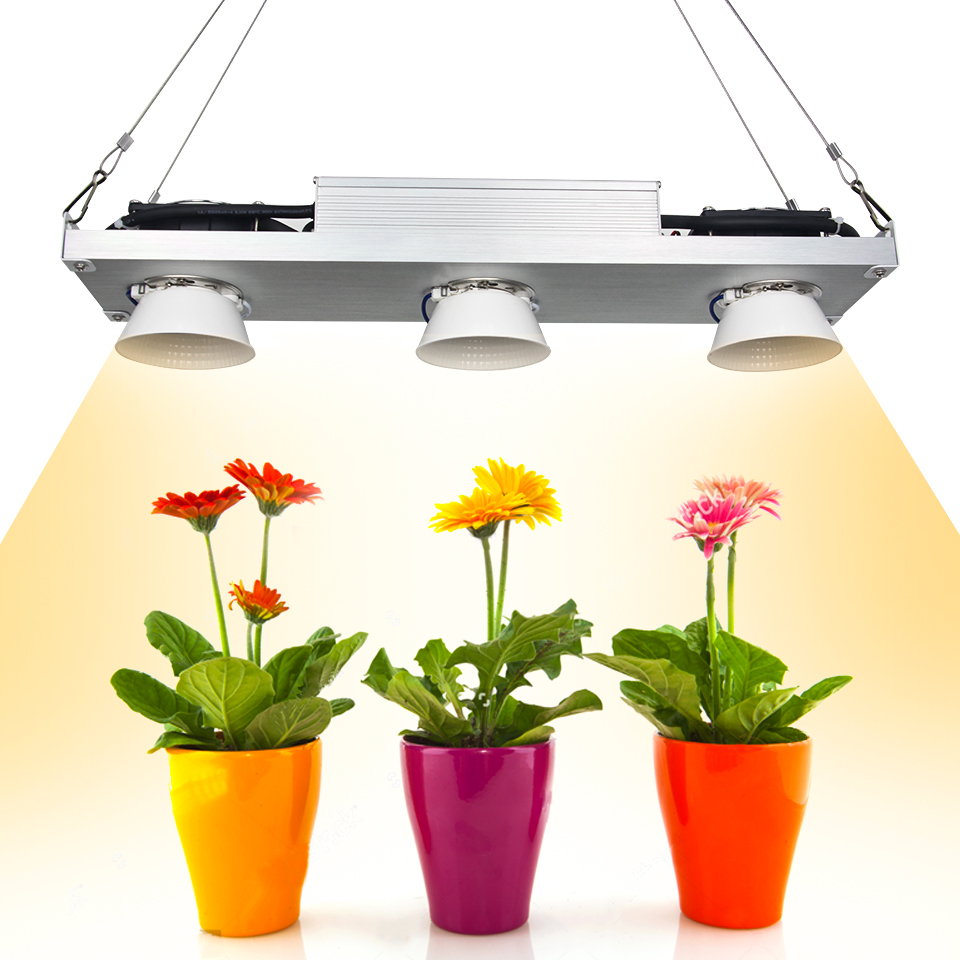 CREE CXB3590 300W COB LED Grow Light Full Spectrum Dimmable Vero29 Citizen LED Lamp for Indoor