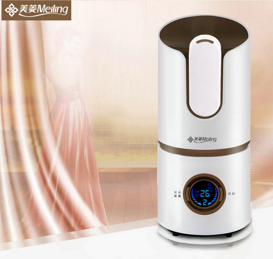 Bedroom Quiet Air Humidifier 2 5l Office 220v Air Moistener Aroma Diffuser Low Radiation