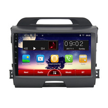 ChoGath 9 inch Android 6.0 car radio KIA sportage r 2011 2012 2013 2014 2015 car head unit gps navigation car stereo No Canbus