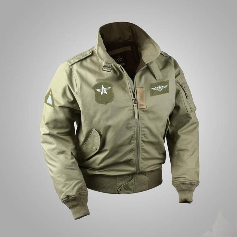 Force Veste Ww2 Militaire Vol Air Vintage cotton Non Cwu