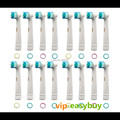 Big Sale!!! 20Pieces (5packs) Electric Toothbrush Head Replacements For Braun Oral B FLOSS ACTION NEW 2014-180777-U8