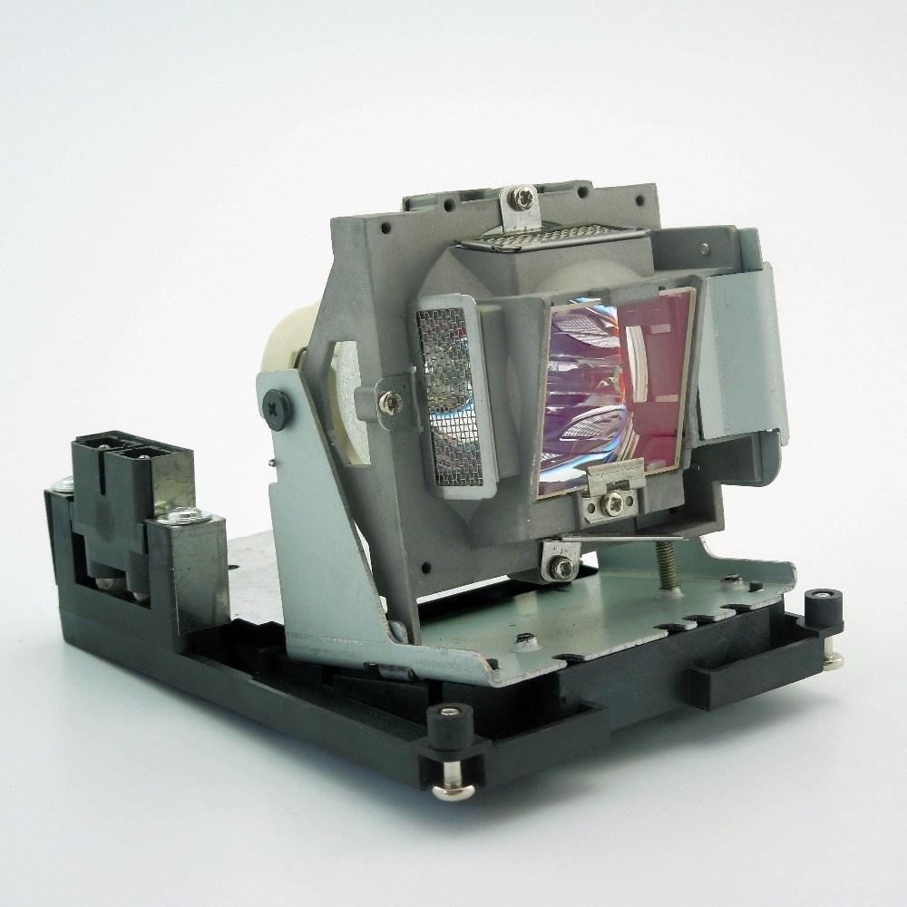 Projector Lamp Assembly with Genuine Original Philips UHP Bulb Inside. MP721C BenQ Projector Lamp Replacement