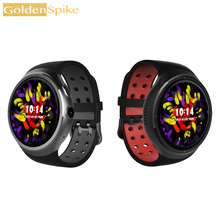 GOLDENSPIKE Z10 Smart Watch Android 5.1 MTK6580 1GB+16GB Smartwatch with 3G Wifi GPS HD Camera Heart Rate For Android iOS Phone
