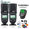2x Беспроводная вспышка YONGNUO YN860Li + YN560-TX II ручной триггер для Canon 200D 850D 800D 1300D