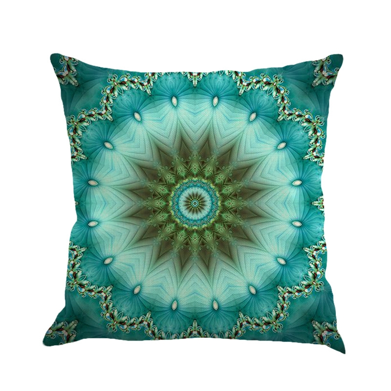 45*45CM Sofa Cushion Covers Linen Tropical Plant Printed Pillowcase Green Leaves Home Sofa Decorative Cushion Covers CS024610468|cushion cover|decorative cushion coverssofa cushion cover - AliExpress