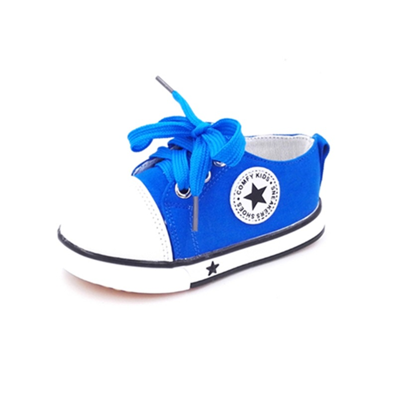kids candy Canvas Shoes Baby girls and boys school sports Casual Shoes eu size 21-25